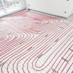 طراحی لوله کشی سیستم گرمایش از کف- وب سایت اسپیتی